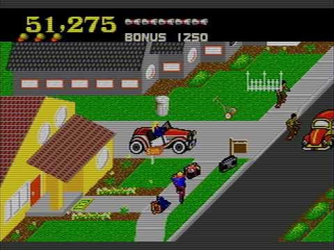 Paperboy (Genesis) - 86,125 Easy Street