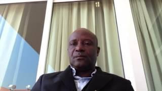 Inspection radioprotection à Luena Moxico Angola