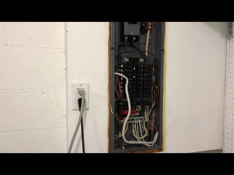 DIY Wiring - Fire Hazard