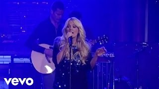 Carrie Underwood - Leave Love Alone (Live on Letterman)