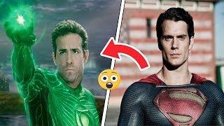 7 ACTORES que QUISIERAN ELIMINAR su PASADO en DC COMICS