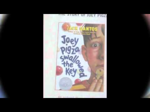 essay on joey pigza swallowed the key Jack gantos resources  prepared by carmen applegate, elementary librarian, monte cassino   flashcards, & essay questions » provides links to websites featuring cross-curricular topics, such as the cold war,  • joey pigza swallowed the key .