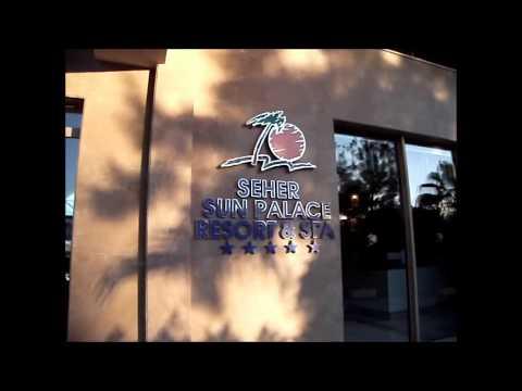Hotel Seher Sun Palace Resort & Spa***** In Evrenseki Türkei