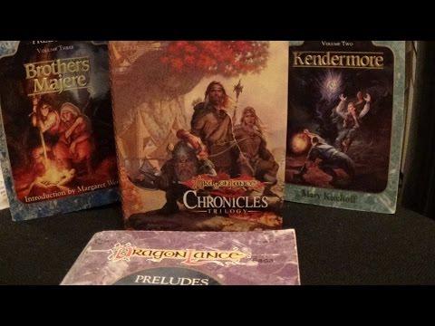 Dragonlance books
