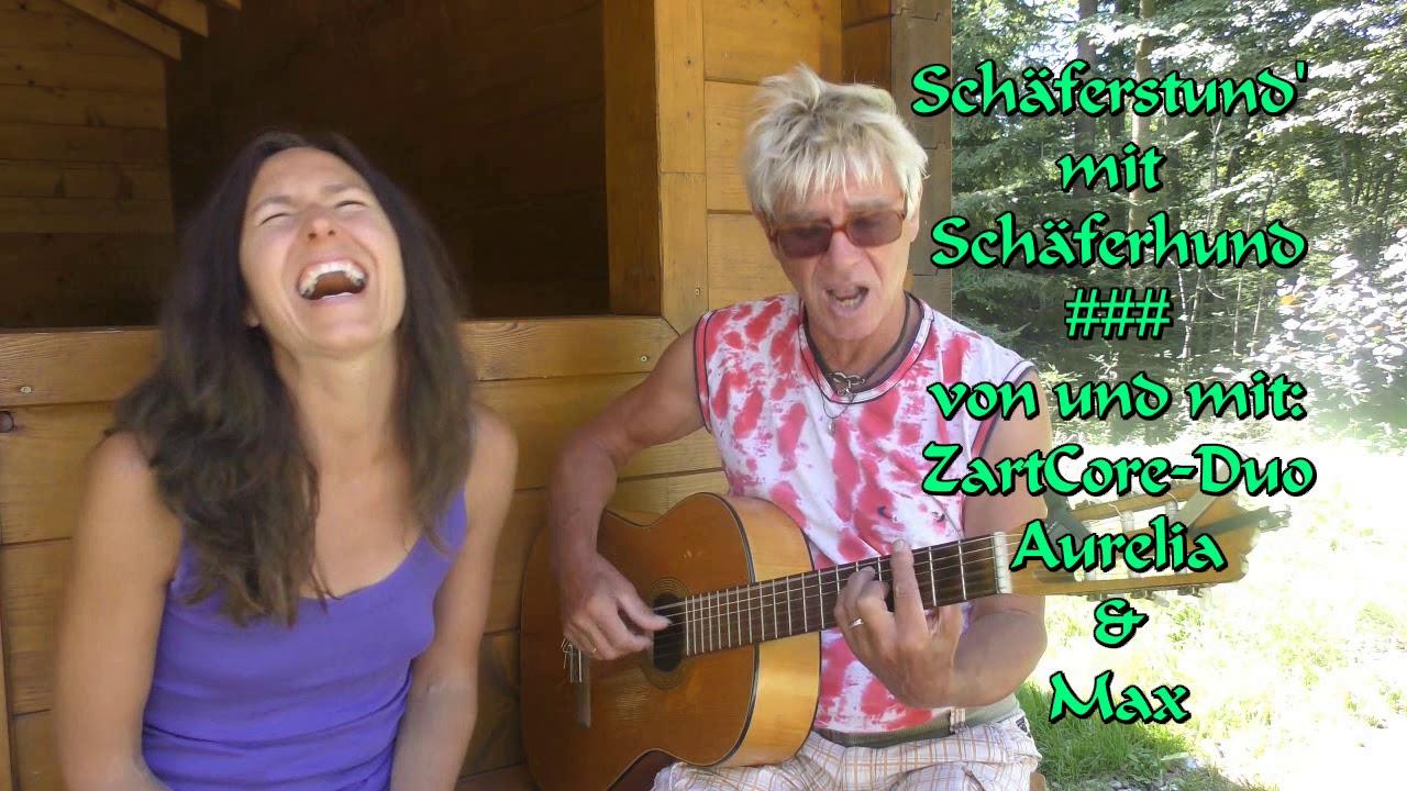 Schferstund Mit Schferhund Von Und ZartCore Duo Aurelia Max