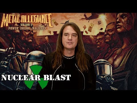 METAL ALLEGIANCE - What makes this album different from the debut release? (OFFICIAL TRAILER)