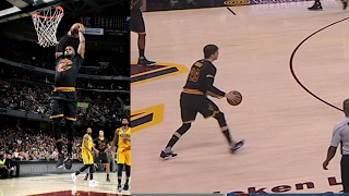 Kyle Korver Sinks 2000th Career 3! 1st Dunk on Cavs! Pacers vs Cavs