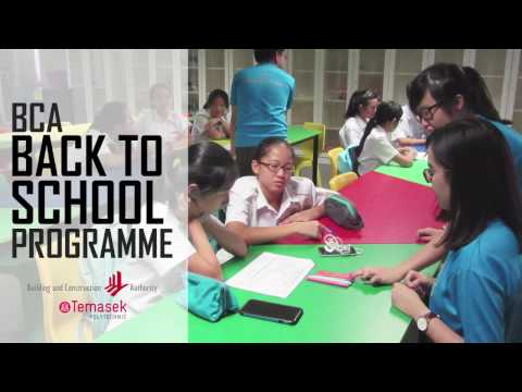 Back to School Programme