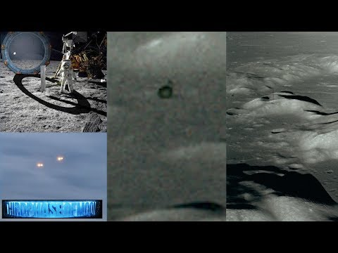 BUSTED! STARGATE Found On MOON? NASA Can't Explain This! 2018