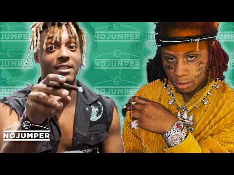 A Day with Juice Wrld and Trippie Redd