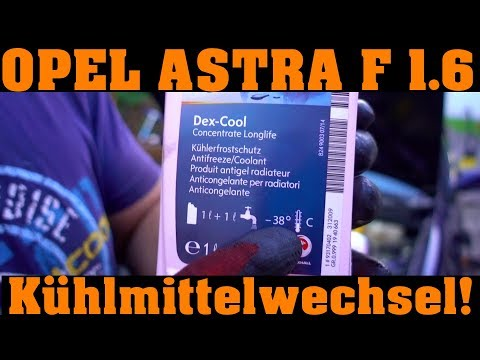 opel-astra-f---kühlsystem-durchspülen-&-kühlmittel-wechseln!-🔧🔧🔧