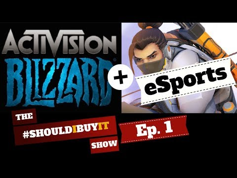 The Rise of eSports & The Future of Activision Blizzard (ATVI) | #SHOULDIBUYIT 1