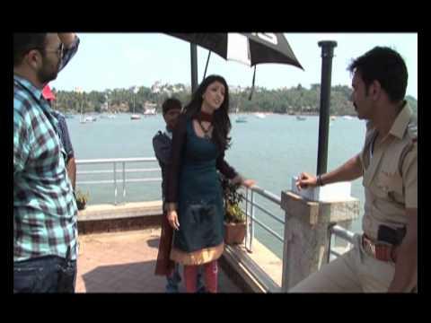 Singham Making - Kajal Agarwal - YouTube