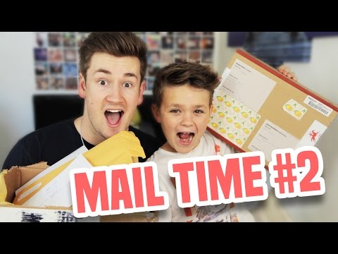 BROTHERS OPEN MAIL #2