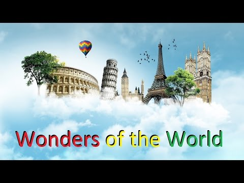 Learn English Through Story Subtitles  World Wonders