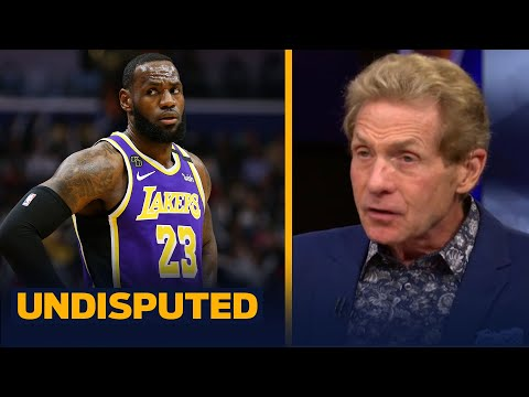 Whoever wins the NBA title this year will deserve an asterisk — Skip Bayless | NBA | UNDISPUTED