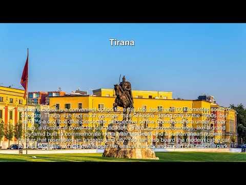Best places to travel - Albania Shkodra (Shkodër)