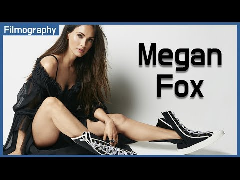 [Filmography] Megan Fox