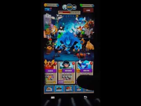 Slash mob highest level 1,480 + unlimited shards