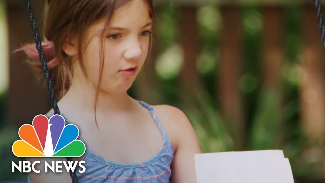 7-Year-Old Forms Unlikely Friendship With Pen Pal Amid Coronavirus Pandemic | NBC Nightly News