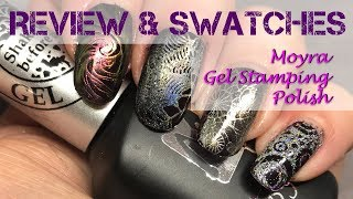 Moyra Gel Stamping Polish How To And Not To Review