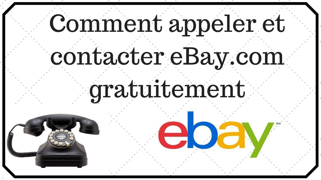 Comment Appeler Et Contacter Ebay Com Gratuitement Youtube
