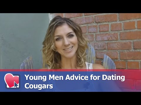 Cougar dating advice
