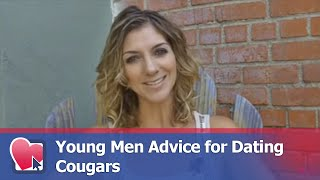 Young Men Advice for Dating Cougars - by Allana Pratt (for Digital Romance TV)
