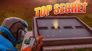 I OPEN FORTNITE ES BUNKER *SECRET*: BATTLE ROYALE - Vicens