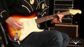 Fender Custom Shop 60th Anniversary 1964 Closet Classic Stratocaster  •  SN: L10796