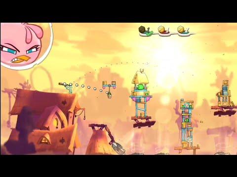 Angry Birds 2 Mighty Eagle Bootcamp 5.04.2020 тренировочный лагерь могучего орла