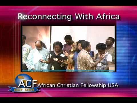 African Christian Fellowship USA Intro 2