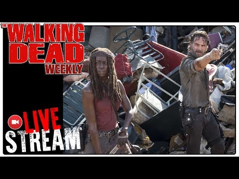 MAPP LIVE : #TheWalkingDead WEEKLY! TAKING OUT THE TRASH!