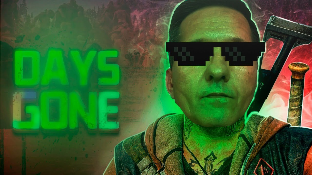 Download Days Gone Жизнь после зомби атакую ага)))