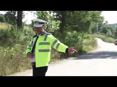 Mircea Bravo cu Politia Romana