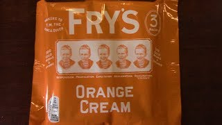 Frys Orange Cream REVIEW