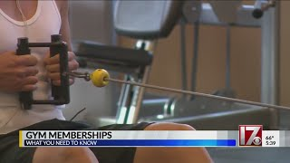 Gym memberships: What you need to know