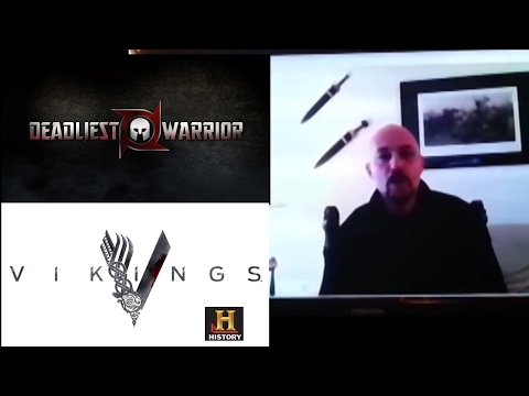History's Vikings Review with Associate Producer of Deadliest Warrior S1