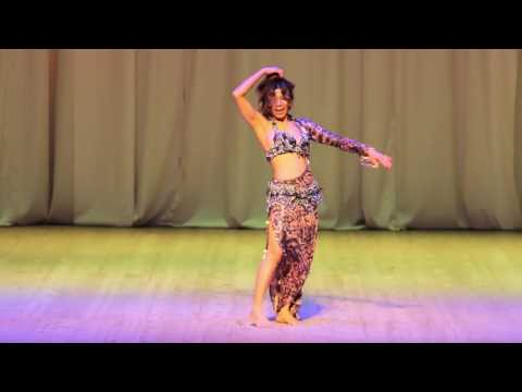 Концерт Antonia Azahara en Eurasia Raks Oriental Dance Festival