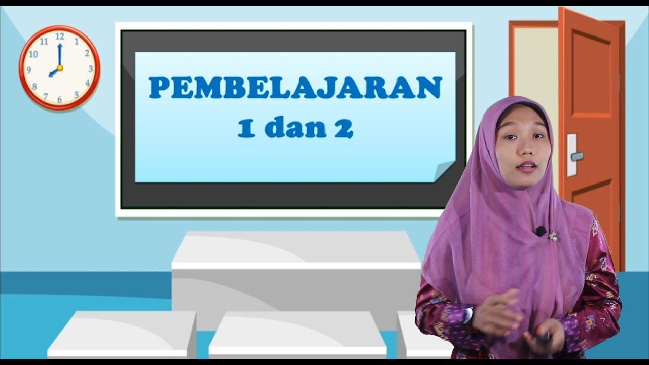Video Pembelajaran Kelas 1 Tematik Tema 1 Subtema 3…