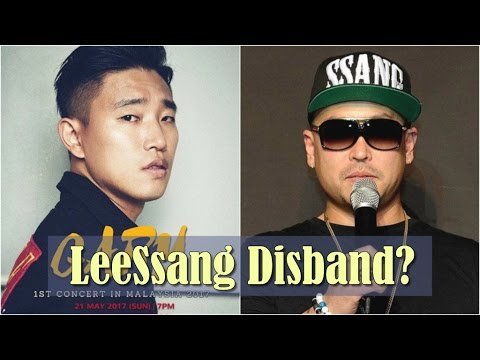 After Kang Gary's marriage news Leessang reportedly have Disbanded