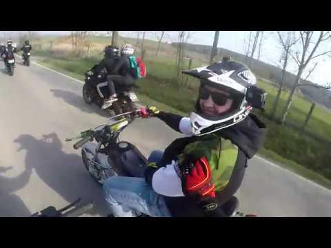 Limits Rider Saisoneröffnungsfahrt 2019 L Wheelie L Simson L Tuning L 85 Ccm Membraner