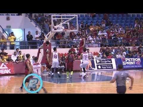 PBA Top 5 Plays of the Week (VIDEO) Governors' Cup 2017