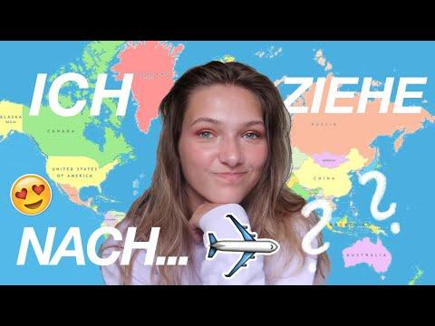 Ich ziehe ins Ausland… psychologie studieren, Gastfamilie, surfen..? ✰ Jackie Alice