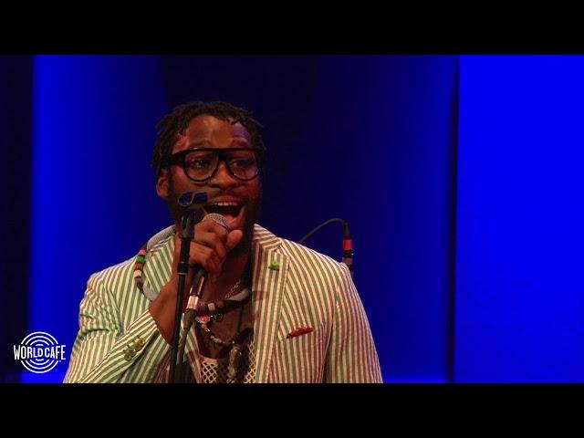 Mwenso & the Shakes -