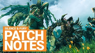 The Silence & The Fury Patch Notes | Total War: WARHAMMER II