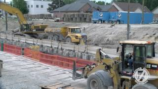 15 Mile Sewer Collapse Update, June 23, 2017