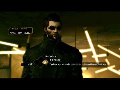 Deus Ex: Human Revolution - Sidequest: Shanghai Justice Walkthrough (part2)
