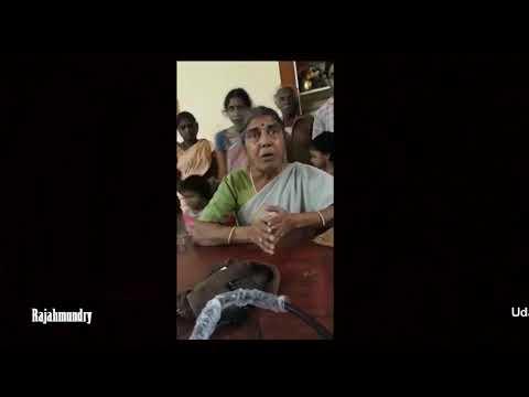 Kasthuribhai Ashramam,Sitanagaram Issues by Uday Raana(Rajahmundry Warriors)