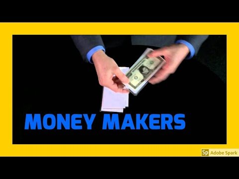 ONLINE MAGIC TRICKS TAMIL I ONLINE TAMIL MAGIC #305 I MONEY MAKERS